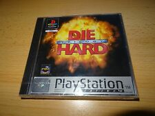 DIE HARD TRILOGY PLATINUM: SONY PLAYSTATION 1 PS1 New sealed