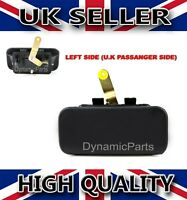 FORD TRANSIT MK6 MK7 OUTER FRONT LEFT DOOR HANDLE PASSENGER SIDE N/S