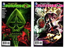 The New 52: Futures End #1-5 (2014) DC VF/NM to NM-