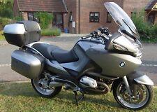 BMW R1200RT 2006 SE Spec Silver Sat Nav Full BMW Luggage 27K Heated seats/grips