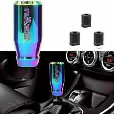 1Pcs Car Aluminum Gear Shifter Shift Knob For Automatic Transmission Colorful