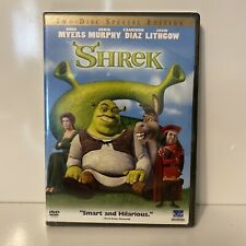 New listing Shrek (Dvd, 2001, 2-Disc Set, Special Edition) Factory Sealed Brand New