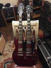 Aria MIJ Double neck guitar