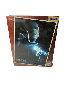 Harry Potter Lord Voldemort 500 Piece Glow In The Dark Puzzle Brand New Tomy