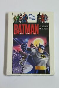 BATMAN La Serie Animada Vol. 4 - DVD Frances, Ingles, Italiano y Español. NUEVO