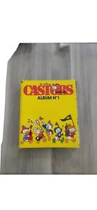 Livre ancien walt disney -- les castors juniors album numéro 1