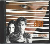 UNLAWFUL ENTRY * ORIGINAL MOTION PICTURE SOUNDTRACK CD 1992 * JAMES HORNER
