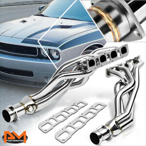 For 08-10 Dodge Challenger/Charger/Magnum SRT8 Stainless Steel Exhaust Header