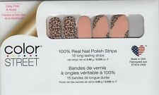 COLOR STREET Nail Strips Trend Spotted 100% Nail Polish -Made in the USA!