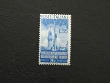 Italy Stamps SG 750 International Radio Conference issued 1950 top value MNH.