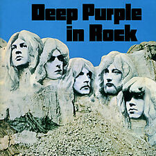 Deep Purple, Deep Purple In Rock (LP, Ristampa - Reissue) (829421187707)