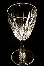 Beautiful Stuart Claridge Crystal Sherry Glass