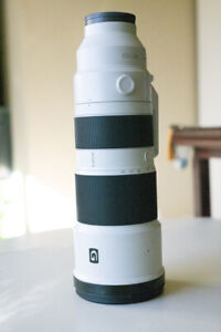 Sony FE 200-600mm f/5.6-6.3 - Excellent Condition
