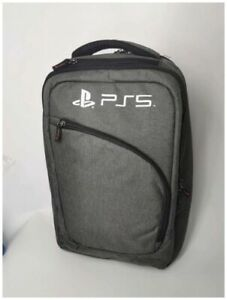 For PS5 Game Controller Accessories Portable Storage Bag Travel Carrying Case