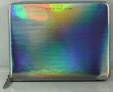 Marc Jacobs Techno Tablet Book Case Light Holographic