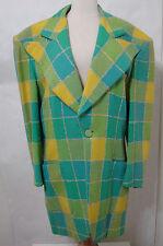 Vintage PETE CANDOLI Stage Worn Edie Adams Patchwork Jacket Western Costume 44