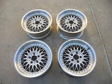 BMW E39 525 530 540 E28 535is E24 633 OEM 17 Inch BBS Alloy Wheels Rims Style 5