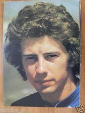 JOHHNY CECOTTO POSTER CC 1978 ROADRACE,PILOTE CONTINENTAL CIRCUS MOTO GP