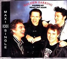 Golden Earring-Pouring My Heart Out Again cd maxi single