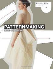 Pattern Cutting (Portfolio Skills) by Dennic Chunman Lo | Paperback Book | 97818
