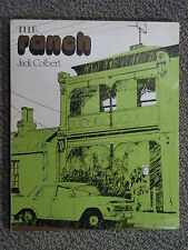 The Ranch by Jack Colbert Australian Humour South Melbourne 1978 Signed
