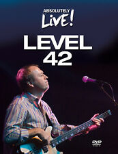 DVD Level 42 Absolutely Live