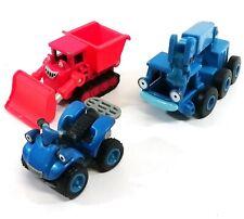 Bob The Builder Vehicles 3x Muck Scrambler Lofty Diecast Learning Curve 429EA