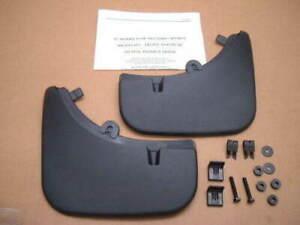 JAGUAR OEM 97-04 XK8 Front Mud Flap Splash Guard  Set C2S4494