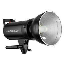 Godox SK300II 300W 2.4G Wireless Flash Strobe Light With Standard Reflector