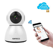 1080P HD Indoor Wireless WiFi Network Cloud Storage CCTV Home Security IP Camera