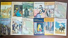 Lot 12 WINSTON PRESS Children's Christian Heroes Picture Guide Books Stories