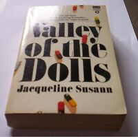 VALLEY OF THE DOLLS Jacqueline Susann 1979 libro en inglese