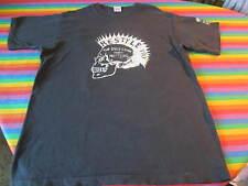 Vintage 80S Punk Rock Clothes Tee Shirt 80S Punk Rock Mohawk Shop Large
