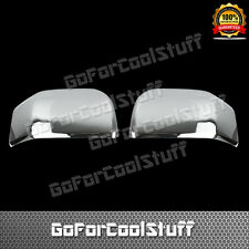 For Ford F-150 2015 Chrome Top Half Mirror Cover