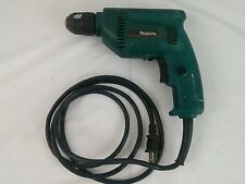 "Makita Corded Drill 6410 3/8"" Driver Keyless Chuck Reversible"