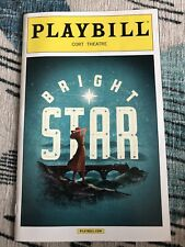 Bright Star OBC Playbill