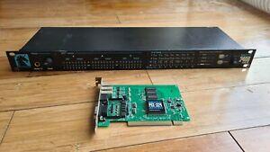 MOTU 2408 Mk2 Audio Interface With PCI-324 Card