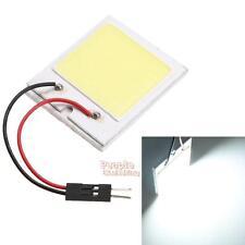 2x Xenon HID White 48 COB LED Car Dome Map Light Bulb Interior Panel Lamp DC 12V