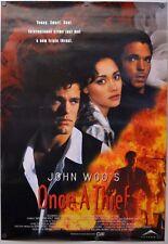 Once A Thief - original movie poster 27x39 - John Woo's
