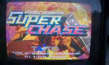 taito super chase arcade pcb working