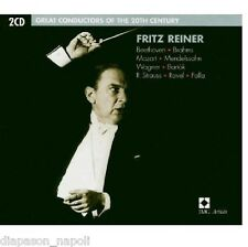 Fritz Reiner: Great Conductors Of The 20th Century  - CD