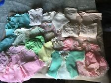 Lot of Vintage Baby Clothes from 1969