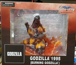 Burning Godzilla 1995 Gallery Diorama Statue 2020 Summer Convention Exclusive PX