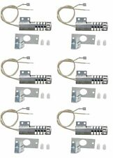 Gas Range Round Igniter 6 Pack for Whirlpool, Sears, GE, 4342528, WB2X9154