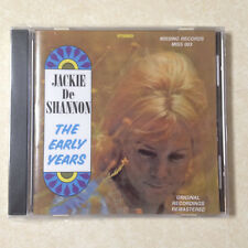 Jackie De Shannon - The Early Years - BRAND NEW CD