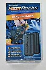 ThermaCELL pack, Heat Pack Rechargeable Hand Warmers (2 small units)