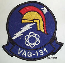 US.Navy `VAQ-131 - SPY CATCHER` Squadron Cloth Badge / Patch (S8)