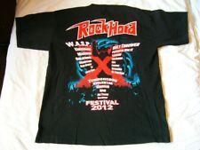 V.A. BOLT THROWER,TANKARD,GIRLSCHOOL,MAGNUM… – original 2012 ROCK HARD Festival