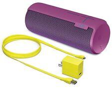 UE MegaBoom Bluetooth Wireless Speaker Plum Purple 360 Portable 984-000490