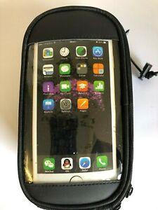Jocca 6217 Touch Screen Waterproof Front Fastening Bike Phone Bag